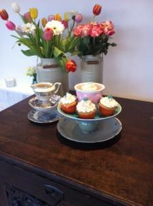 Mit Liebe zubereitet: Unsere köstlichen Cupcakes