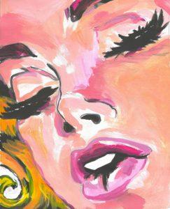 "Art Master:,,Crazy Lady"""